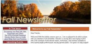 Glendon-Newsletter-Fall-300x145